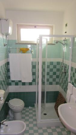 Albergo da Benedetta: bagno