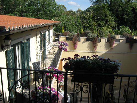 Aurelia Vatican Apartments: View