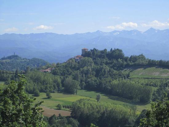 Cascina Cichetti : View from porch