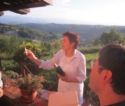 Cascina Cichetti : Silvana hosting