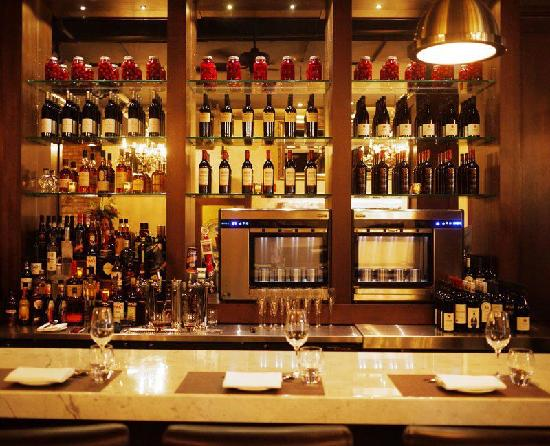 Mercer Hall Inn: Mercer Wine Bar