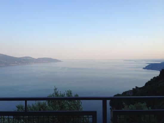Paradiso: Panorama dalla terrazza