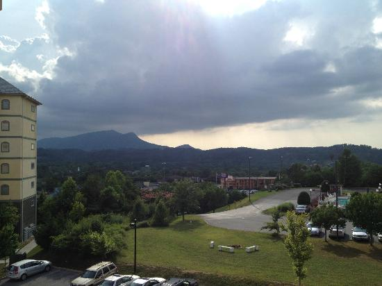 Mountain View Condos at Pigeon Forge: View from front door