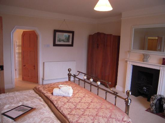 Clotworthy House B&B: Double room with shower, first floor