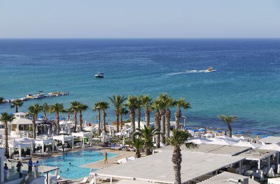 Sunrise Pearl Hotel & Spa : Nice sea view