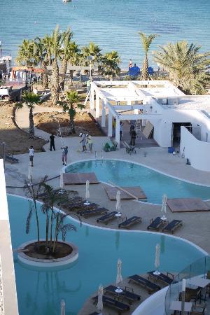 Sunrise Pearl Hotel & Spa : Work still in progress