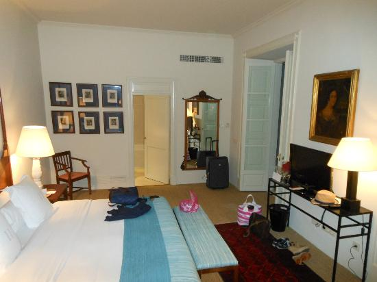 Boutique Hotel Can Cera: our room