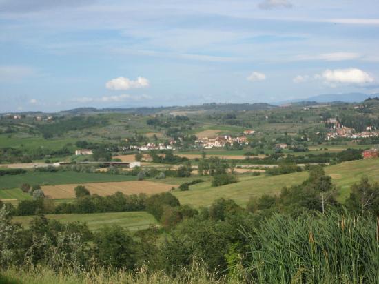 Casa Bini: fantastic view