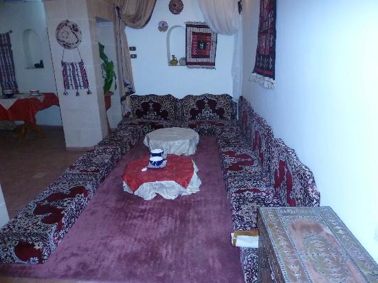 Zumit Hotel: Sala da the