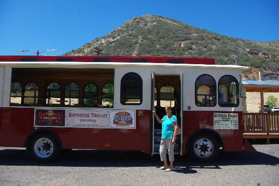 Bisbee Trolley Tours