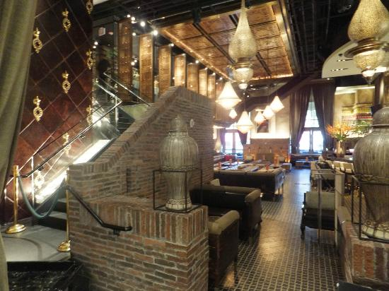 The Palazzo Resort Hotel Lavo Restaurant