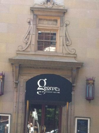 10 Restaurants Near Washington Monument And Mount Vernon Place