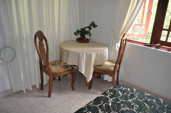 Oak Wood Inn Kandy Hotel: Pink Room