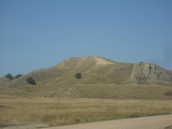 Sage Creek Campground: Campground area