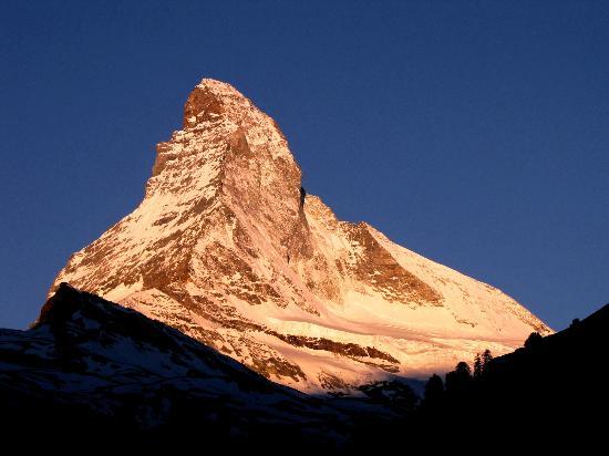 Matterhorn: sunrise