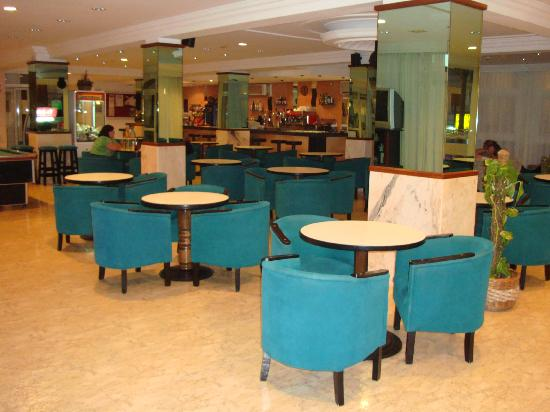 Africamar Aparthotel: reception