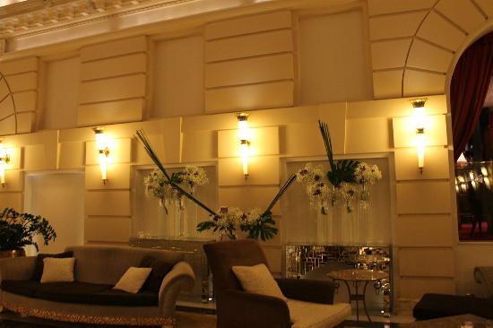 Boscolo Residence: Main reception Boscolo