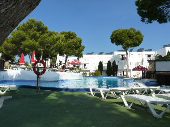 Club Calimera Es Talaial: piscina