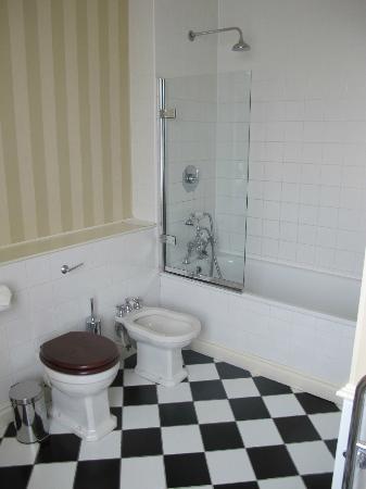 The Grange Hotel: The Bathroom
