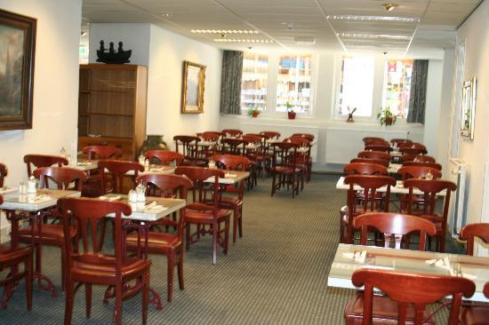 Dinning picture of rho hotel amsterdam tripadvisor for Rho hotel amsterdam
