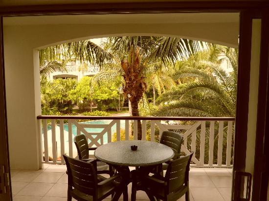 Royal West Indies Resort: balcony