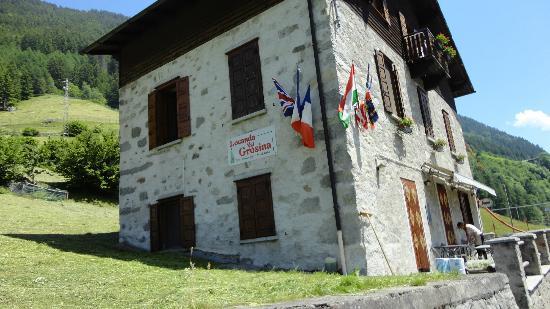 Locanda Val Grosina : esterno