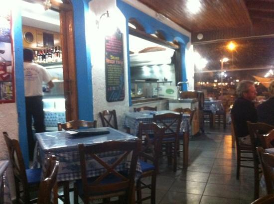 Caravella Restaurant: dall'esterno