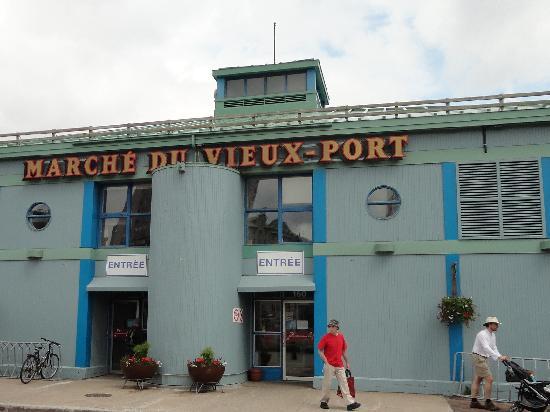 Marche du Vieux-Port de Quebec