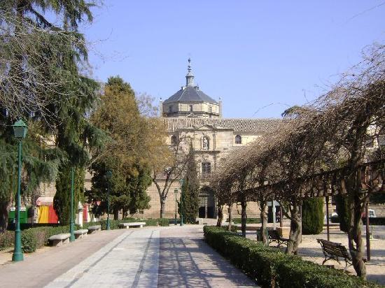 Jardines de la Vega.