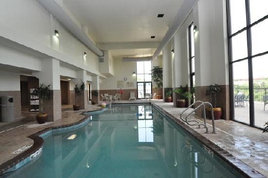 Grand Plaza Hotel Branson: Pool