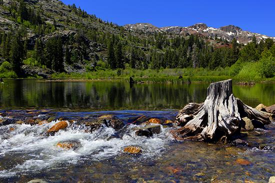 Tahoe Photographic Tours: Lilly Lake