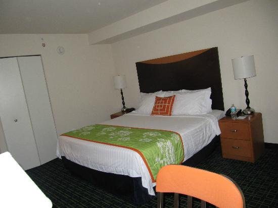 Fairfield Inn & Suites Melbourne Palm Bay/Viera: Room