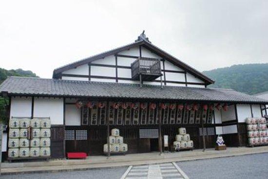 Former Konpira Old Theater Kanamaruza: 外観