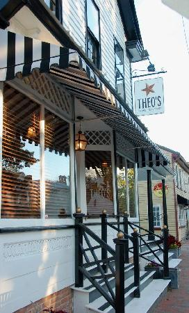 Theo's: Welcome!