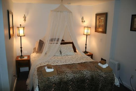 The Hayden Creek Inn: The African Room