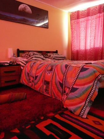 Hotel Ollanta: комната
