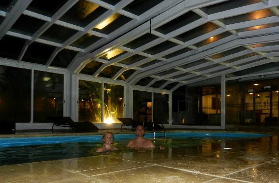 Punta Ballena, Uruguay: Piscina climatizada