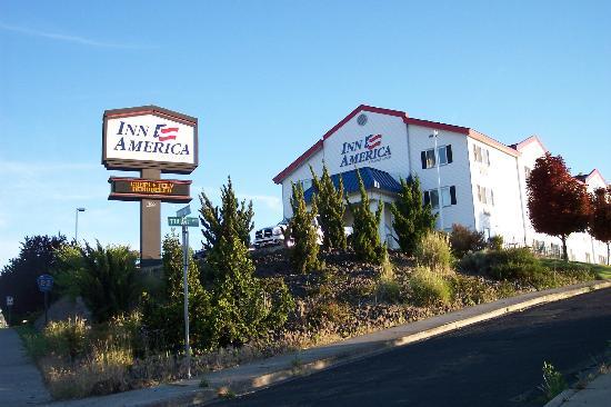 Inn America Lewiston: Hotel