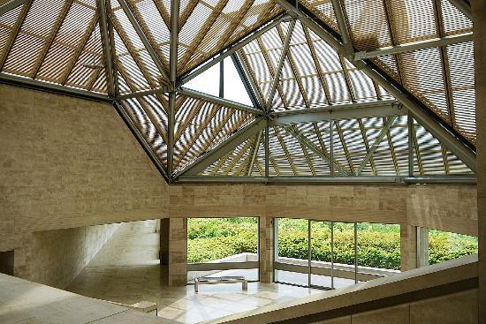 Interior - Picture of Miho Museum, Koka - TripAdvisor