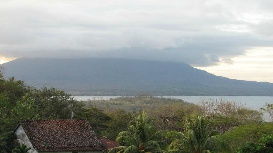 Finca Magdalena : View from the dining area