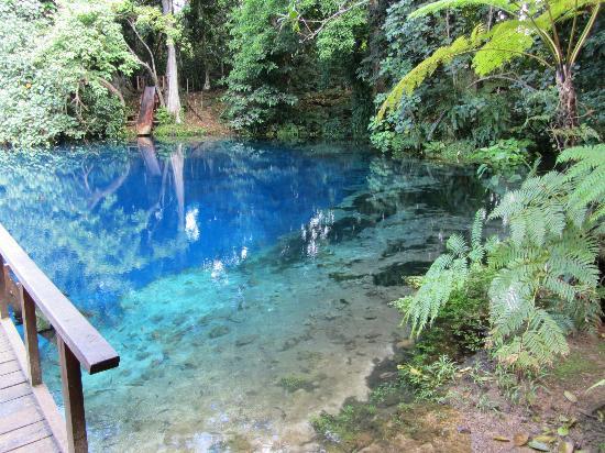 Espíritu Santo, Vanuatu: Blue Hole