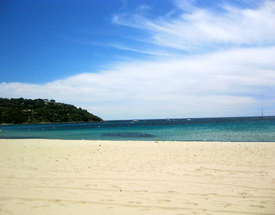 Tahiti Beach : Strand