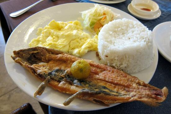 The Beverly Boutique Business Hotel : Bangus