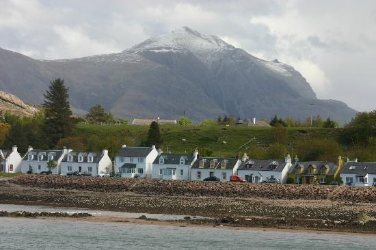 Aurora Bed and Breakfast: Shieldaig Village