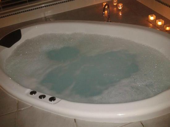 Yabbaloumba Retreat: The glorious spa