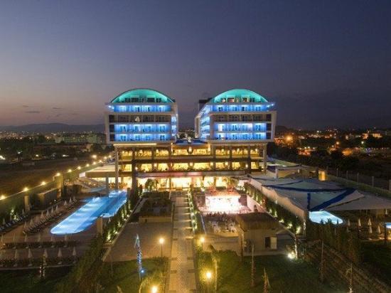 Adenya Hotel: Hôtel Adenya 5*****la nuit