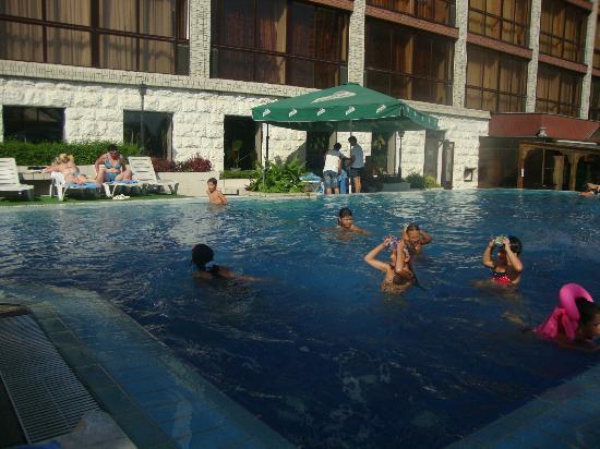 Sochi-Breeze Spa Hotel: Бассейн