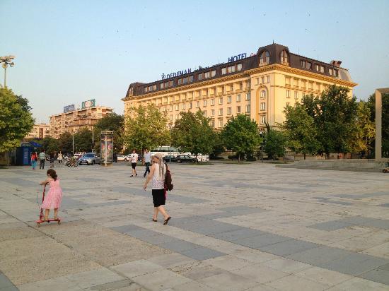 Ramada Plovdiv Trimontium: Hotel