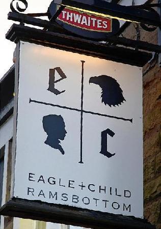 Ramsbottom, UK: Eagle and Child