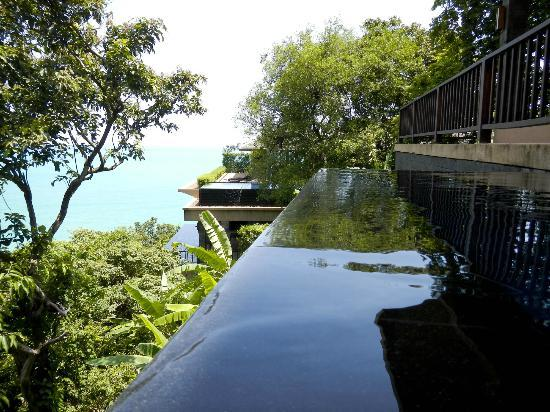 Paresa Resort Phuket: Infinity pool